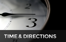 Time & Directions